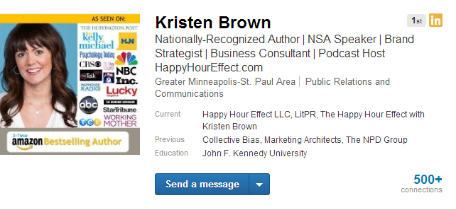 Kristen Profile