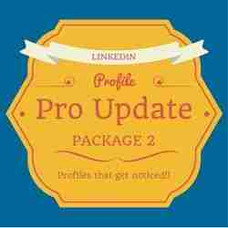 LinkedIn For Business Profile Package 2a