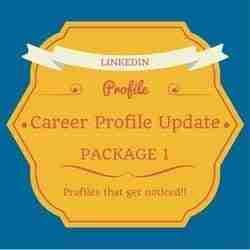 LinkedIn Career Profile Update package 1