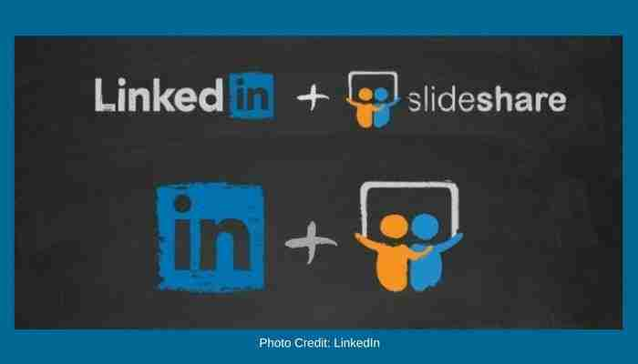 SlideShare Uploads Directly To Your LinkedIn Profile