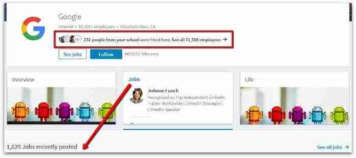 LinkedIn Redesigns Company Pages