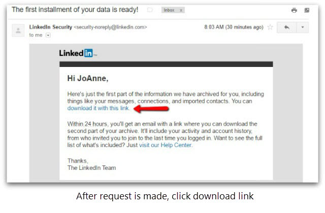 Protect Your Data Now Before LinkedIn's Redesign