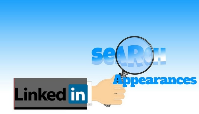 Image For LinkedIn's New Search Appearance Feature-Clues For Getting Found