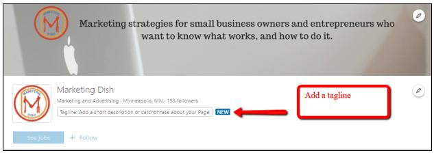linkedin-company-page-tagline