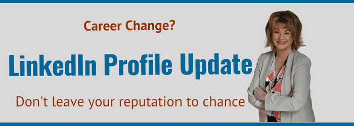 Your Career Oriented LinkedIn Profile Update