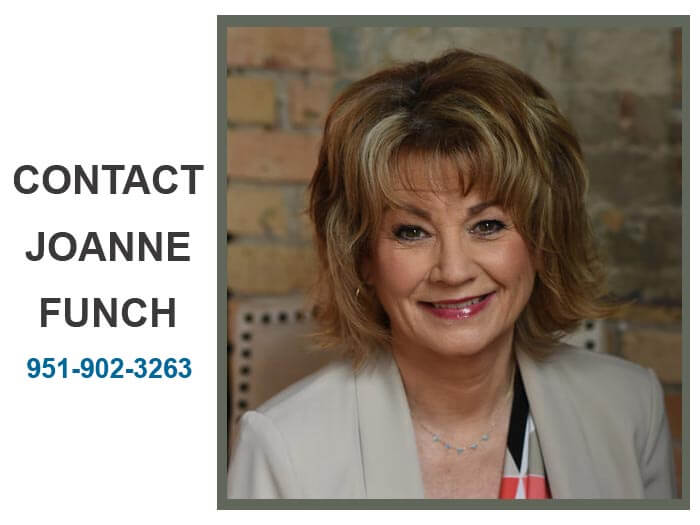 Contact JoAnne Funch
