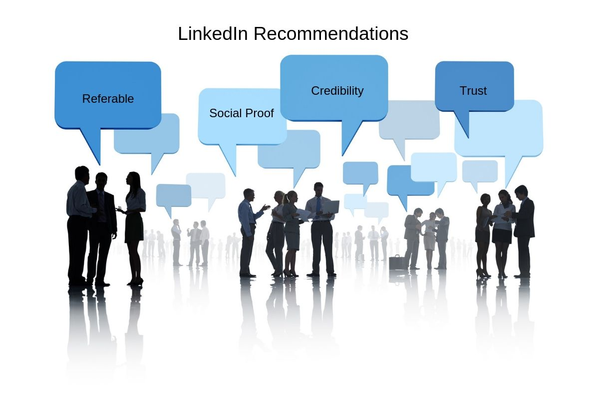 Image For How To Ask For The All Important LinkedIn Recommendation